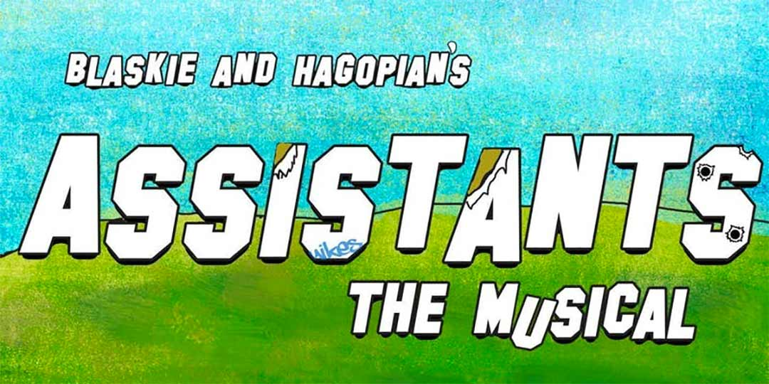 Logo for Assistants the Musical