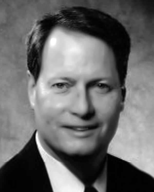 A portrait of Bill Hewins