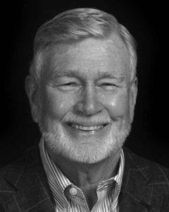 "A portrait of Dr. R. William ""Bill"" Cornell, Jr."