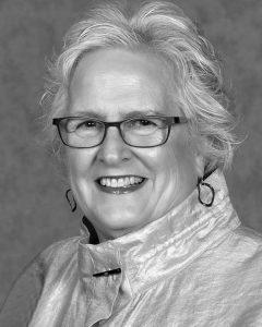 A portrait of Ann Hoaglin